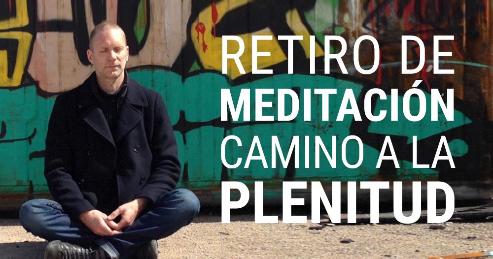 retiro de meditacion para principiantes y maestros